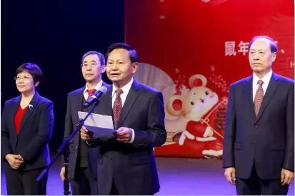 中轻联你玩去、总社2020年新春团拜会在京举行